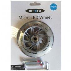 Maxi Micro LED ratukų komplektas 120 mm