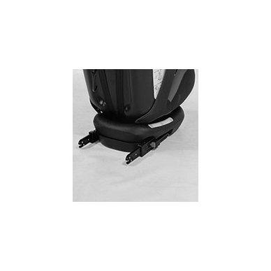 Automobilinė kėdutė Lorelli, Rialto Isofix Black&Grey 0-36 kg 2