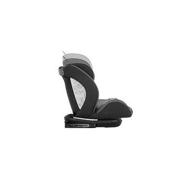 Automobilinė kėdutė Lorelli, Rialto Isofix Black&Grey 0-36 kg 4