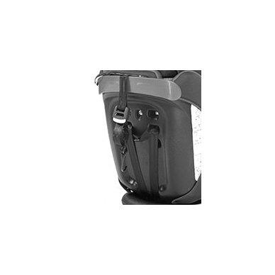 Automobilinė kėdutė Lorelli, Rialto Isofix Black&Grey 0-36 kg 5