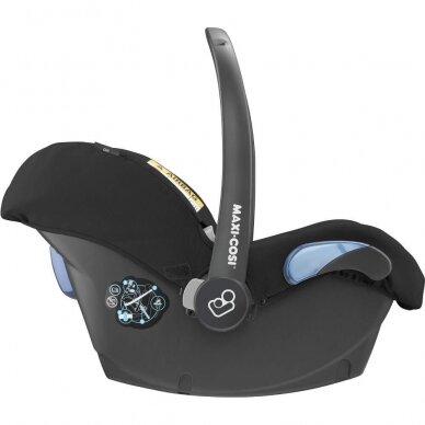 Automobilinė kėdutė Maxi Cosi Citi2 (0-13 kg), Essential Black 3