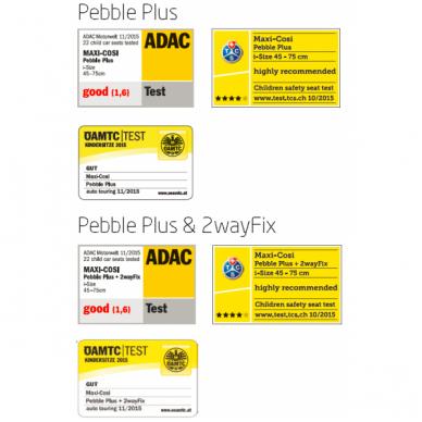 Automobilinė kėdutė Maxi-Cosi Pebble Plus Grey 9