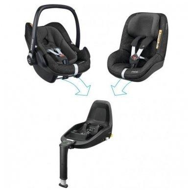 Automobilinė kėdutė Maxi-Cosi Pebble Plus Grey 8