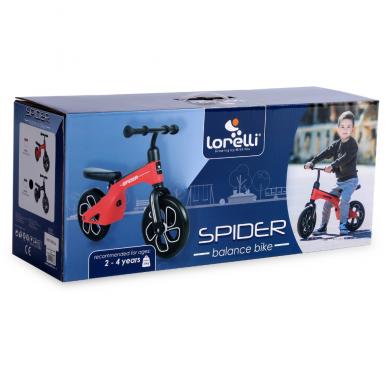 Balansinis dviratukas Lorelli Spider, raudonas 7