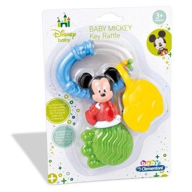 Barškutis - kramtukas Mickey Key