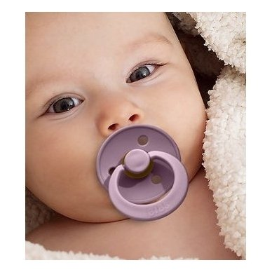 Čiulptukai BIBS COLOUR Lavender/ Baby Pink 5