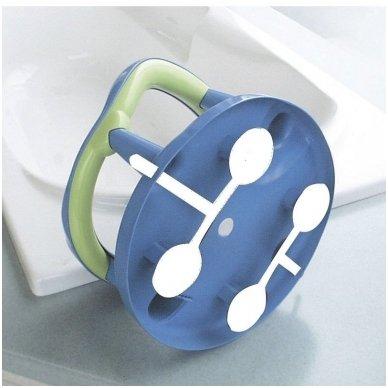 Maudynių žiedas Aquababy Thermobaby,  Cornflower Blue 4