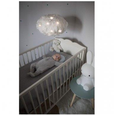 Pagalvė Babymoov Lovenest Baby Pillow, White 11