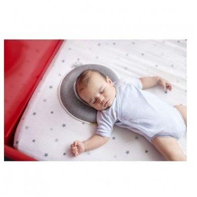 Pagalvė Babymoov Lovenest Baby Pillow, White 8