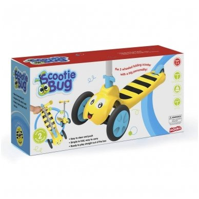 Paspirtukas ScootieBug Sponge 5