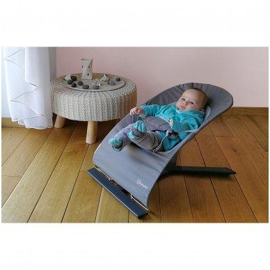 Supynės-gultukas BabyGo Fancy, Dark Blue 6