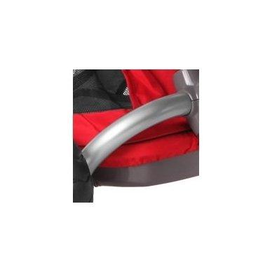 Triratukas Hot Rock Red sėdima dalis apsisuka į abi puses 2