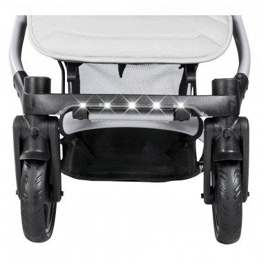 X-Lander X-Go sportinis vežimėlis Morning Grey 8
