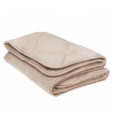 Camel Wool quilt 100*135cm
