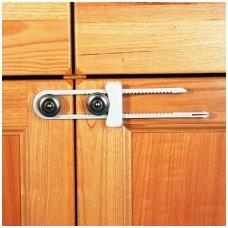 Cabinet Slide Lock, Clippasafe