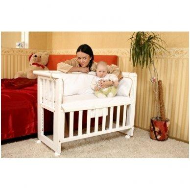 Apsauga lopšeliui Bedside 3