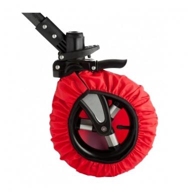 Apsauga vežimėlio ratams Nailon 4 vnt , Roxy Kids 3