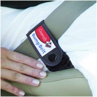 Apsauginis autodiržas besilaukiančiai, Bump Belt Clippasafe 5