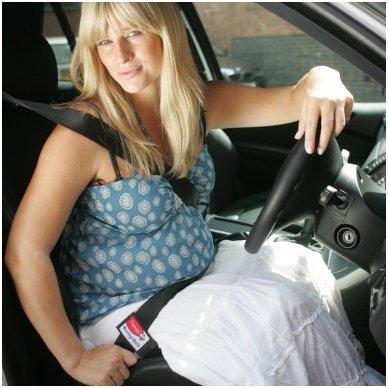 Apsauginis autodiržas besilaukiančiai, Bump Belt Clippasafe 3