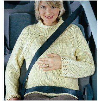 Apsauginis autodiržas besilaukiančiai, Bump Belt Clippasafe 7