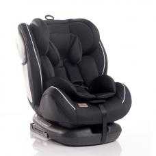 Automobilinė kėdutė Lorelli, Corsica Isofix Black 0-36 kg