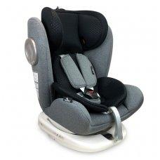 Automobilinė kėdutė Lorelli, LUSSO SPS Isofix Grey 0-36 kg