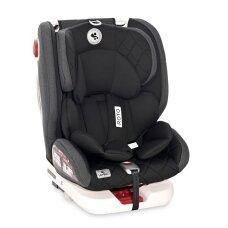 Automobilinė kėdutė Lorelli, ROTO Isofix Red & Black 0-36 kg