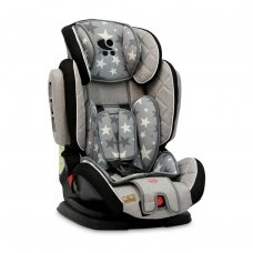Automobilinė kėdutė Magic Premium Grey Stars 9-36kg