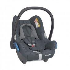 Automobilinė kėdutė Maxi-Cosi CabrioFix 0-13 kg, Essencial Graphite