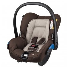 Baby Car Seat Maxi Cosi Citi2 (0-13 kg), Earth Brown