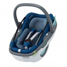 Automobilinė kėdutė Maxi Cosi CORAL 360 Essential Blue