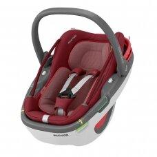 Automobilinė kėdutė Maxi Cosi CORAL 360 Essential Red