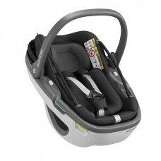 Automobilinė kėdutė Maxi Cosi CORAL Essencial Black 0-13 kg