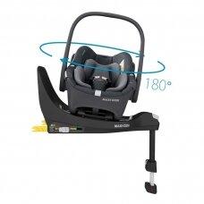 Automobilinė kėdutė Maxi Cosi CORAL 360 Essential Graphite 0-13 kg