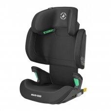 Automobilinė kėdutė Maxi Cosi Morion I-Size, 15-36 kg, Basic Black