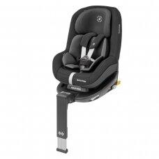 Automobilinė kėdutė Maxi Cosi Pearl Pro 2 i-Size, Authentic Black