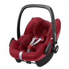 Automobilinė kėdutė Maxi-Cosi Pebble Pro i-Size Essential Red