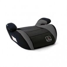 Auto Car Seat Booster Baby Go 15-36kg Grey