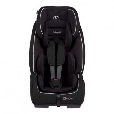 Automobilinė kėdutė BabyGo FreeFix 9-36kg Black 3