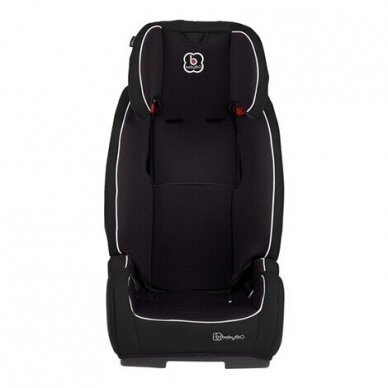Automobilinė kėdutė BabyGo FreeFix 9-36kg Black 4