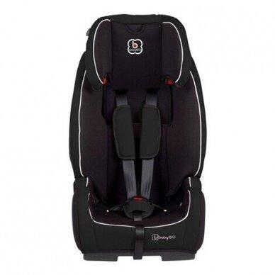 Automobilinė kėdutė BabyGo FreeFix 9-36kg Grey  3