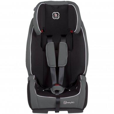Automobilinė kėdutė BabyGo FreeFix 9-36kg Grey  6
