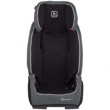Automobilinė kėdutė BabyGo FreeFix 9-36kg Grey  7