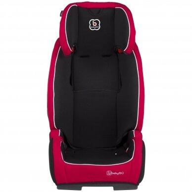 Automobilinė kėdutė BabyGo FreeFix 9-36kg Red 4