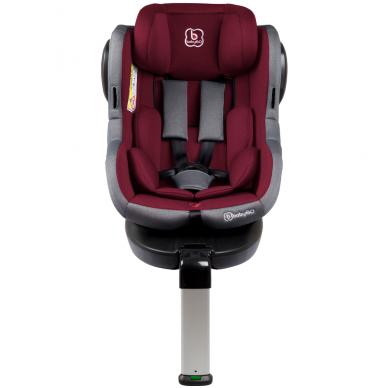 Automobilinė kėdutė Iso 360, 0-18 kg, Red 2