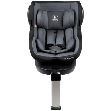 Automobilinė kėdutė Iso 360, 0-18 kg, Grey 3