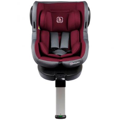 Automobilinė kėdutė Iso 360, 0-18 kg, Red 3