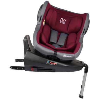 Automobilinė kėdutė Iso 360, 0-18 kg, Red 5
