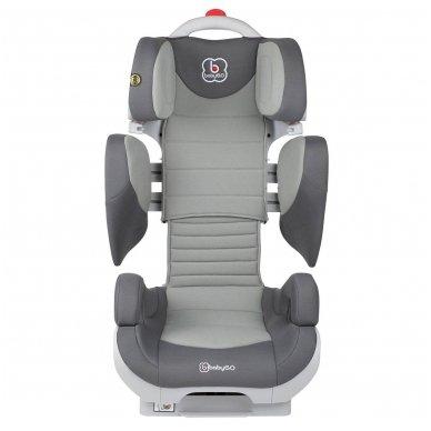 Automobilinė kėdutė  Isofix Wega 15-36kg 9
