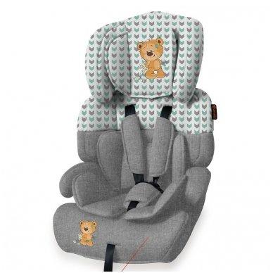Automobilinė kėdutė Junior Plus 9-36kg 11
